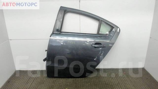 Дверь задняя левая Chevrolet Volt 2010-2015 2013 (Хэтчбэк 5 дв. )