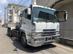 Mitsubishi Fuso Super Great. Тягач Mitsubishi FUSO Super Great, 21 200 куб. см., 21 200 кг., 6x2. Под заказ