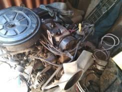 Двигатель CA18S в разбор