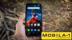 Blackview BV6300. Новый, 32 Гб, Желтый, Черный, 3G, 4G LTE, Dual-SIM, Защищенный, NFC