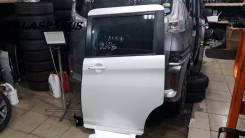 Дверь задняя левая электро в сборе Suzuki Solio Bandit Hybrid