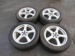 Комплект зимних колёс на литье 225 50 17 Б/П по РФ DE-178