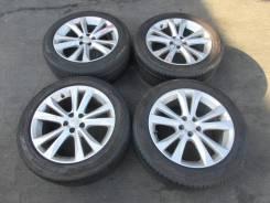 Комплект летних колёс на литье 225 50 17 Б/П по РФ DE-111