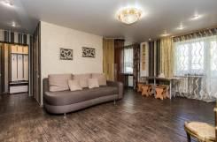3-комнатная, улица Тушканова 7. Силуэт, 45,9кв.м.