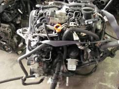 Двигатель Фольксваген Т5 2.0D caaa комплектный