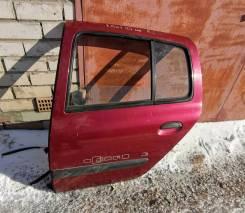 Дверь задняя левая Renault Clio 2 (Рено Клио)