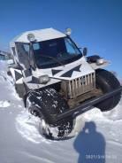 Трэкол. Продается снегоболотоход трэкол, 1 700куб. см., 700кг., 1 000кг.