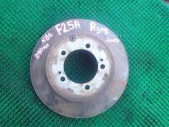 Тормозной диск Mitsubishi Diamante [MB618828] F25A 6G73, задний правый MB618828