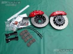Тормозная система Toyota WISH, передняя