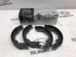 Колодки ручника Subaru Forester 1992-2002 [473400] S11, задние 473400