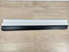 Молдинг двери Porsche Cayenne 2012 [7P5837788L] 958 (92A) 3.0TDI CRCA, передний правый нижний
