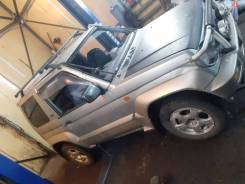 Багажник на крышу рейлинги Mitsubishi Pajero Junior 1997 H57A 4A31 [121663]