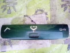 Накладка багажника Citroen C4 2006 [9655571777] TU5 1.6 9655571777