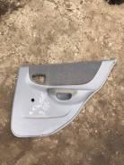 Обшивка двери Hyundai Accent 2006-2011 G4EC, задняя правая