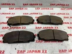 Тормозные колодки Toyota Hiace 1997 [0446526320] KZH106 1KZTE, переднее 0446526320