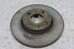 Диск тормозной передний вентилируемый Nissan Note 2006-2013 [40206AX600] E11 40206AX600