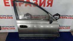 Дверь передняя правая (дефект) Toyota Corona ST190, 4S-FE