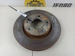 Диск тормозной Kia Sportage 2005 [517121F000] KM 2.0, передний 517121F000