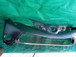 Бампер передний Тойота Рав Toyota RAV 4 2014 г