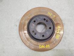 Диск тормозной передний вентилируемый, Kia Sportage 2010-2015 [517121H100] 517121H100