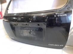 Дверь багажника б. у. оригинал идеальная черная [96624542] для Chevrolet Captiva [арт. 506926-4] 96624542