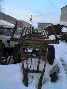 Калачинский 2ПТС-4. Телега тракторная, 4 000кг.