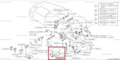 Блок управления airbag Suzuki Escudo TA52W 85.200км. Отправка в регион 38910-65D11