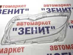 Стекло фары E46 после 09.2001г. Левое 63126924043