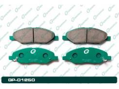 Колодки тормозные дисковые GP01250
