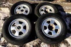 Комплект колёс 275/65/17, 6/139.7 Prado, Pajero и пр.