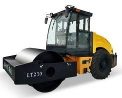 Lutong. Грунтовый виброкаток 8 тн LT208, 3 800куб. см. Под заказ