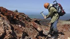 Геолог. Республика Саха (Якутия)
