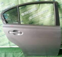 Дверь боковая Subaru Legacy BM BR задняя правая