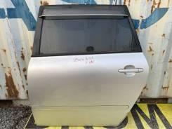 Дверь левая задняя цвет 1C0 Toyota Ipsum 67004-44060