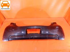 Бампер задний Toyota Passo KGC-15, 2004-2010, оригинал