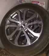 Оригинальный комплект 19 колёс на Mercedes GLE W166/W167