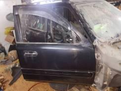 Дверь передняя правая цвет: черный NH592P Honda CR-V RD1