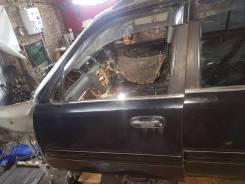 Дверь передняя левая цвет: черный NH592P Honda CR-V RD1 B20B б/п в РФ