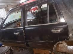 Дверь задняя левая цвет: черный NH592P Honda CR-V RD1 B20B б/п в РФ