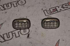 Поворотники в крылья (LED) Toyota Aristo 1998 [8173030120] JZS160 2JZGE
