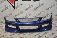 Бампер передний C-ONE Toyota Altezza 2001 [5211953070J0] SXE10 3SGE, передний