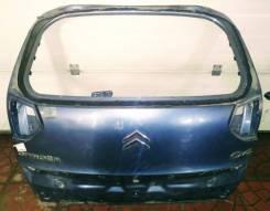 Крышка багажника Citroen С4 Пикассо [8701W7], задняя 8701W7