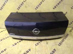 Крышка (дверь) багажника Opel Astra H 2004-2015 2013 [93192124] Седан Z16XER 1 93192124