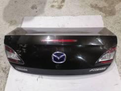 Крышка багажника Mazda 6 2009 GH LF17, задняя