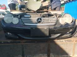 Nose cut Mercedes-Benz C180 CLC