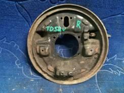 Кожух барабана Suzuki Grand Vitara 2001 [5311065D00] TD52W, задний правый
