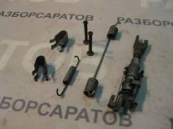 Комплект креплений задних тормозных колодок Opel Corsa 2013 [93189983] Хэтчбек A12XER, задний