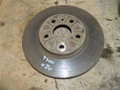 Тормозной диск Chevrolet Aveo T300 2013 [13502045] Седан F16D4, передний 13502045