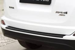Накладка на бампер Toyota Rav4 2016 2017 2018 2019 [NT154702] ALA40