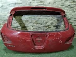 Дверь багажника Opel Astra J 2009-2017 [13372624] 13372624